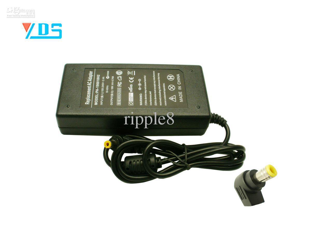 東芝19V 4.74A DC 5.5 * 2.5用東芝ラップトップ電源アダプタ/ AC電源アダプタ