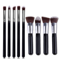 Großhandels-beste Qualität 9pcs Premium-Synthetic Make-up Pinsel Professional Cosmetics Foundation Blending Bürsten 36