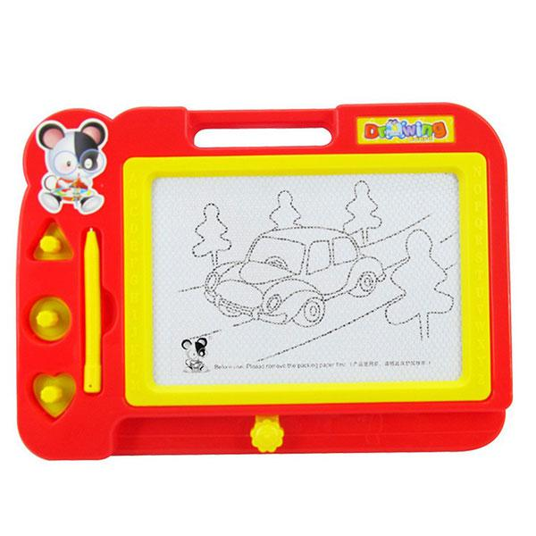 Hot Children Kids Durable Magnetic Sketch Pad Writing Drawing Painting Board