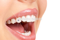 Wholesale New Arrival Temporary Tooth Jewels Finest Austrian Crystals Teeth Diamond Crystals Fancy Girl s Body Jewelry