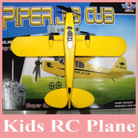 Wholesale Remote Toys Plane - Wholesale-Hot Sell Good Quality Kid's RC Airplanes, Long Time Flying Remote Control Plane for Kids Toy, High Flying RC Airplane