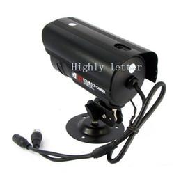 Wholesale Cheap Outdoor Surveillance Systems - Wholesale-wholesale cheap 700TVL IR CCTV security alarm system surveillance video bullet outdoor use waterproof camera installation