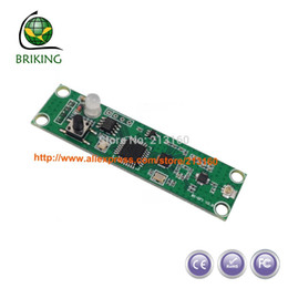 Wholesale Dmx 512 Wireless Dhl - Wholesale-DHL Free Shipping LED DMX 512 wirless receiver   Wireless Module of DMX512 stage light