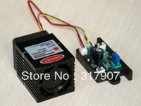 Wholesale Green Dpss Laser - Wholesale-100mW 532nm Green DPSS Laser Module with TTL Modulation