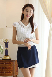 Canada Office Blouse Short Sleeves Supply Office Blouse Short