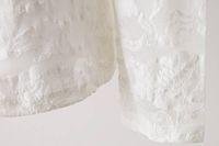 Wholesale Lace Undershirt Long Sleeve - Wholesale-Blusas Femininas 2015 Lace shirt women Lace Blouse Floral Sheer Blouse Shirts Tops Long Sleeve Undershirt Plus Size Lace Blusas