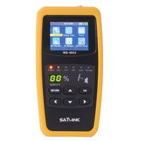 Wholesale Fta Hd - Wholesale-Satlink WS-6933 DVB-S2 FTA C KU Band Digital Satellite Finder Meter