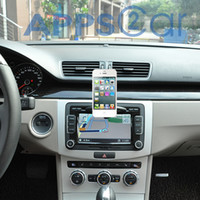 Wholesale New Iphone5 Cellphone - Wholesale-2015 New Arrival Magnetic CellPhone Holder Car CD Slot Mount For iPhone5 5S 5C