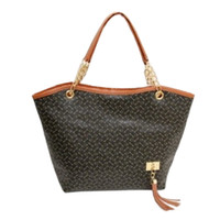 Wholesale Punk Tassel Fringe Handbag - Wholesale- 2015 Women's fashion Punk Fringe bag tassel bag vintage rivet female bags big bags handbag black Z5