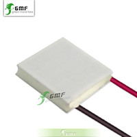 Wholesale Thermoelectric Cooler Peltier Plate Module - Wholesale-Wholesale 5 piece TEC Peltier 20x20mm TEC1-04902 Thermoelectric Cooler Peltier Plate Module Free shipping