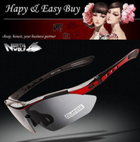Wholesale Easy Sport - Wholesale-Happy & Easy Buy --North Wolf Sports Sunglasses Pack: Frame + 5 Interchangeable Lenses + Waterproof Case