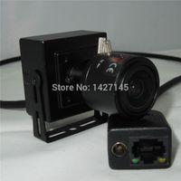 ip kamera varifocal großhandel-1920 * 1080 2.0MP mit 2MP 9 ~ 22mm Varifocal Zoomobjektiv HI3516C + AR0330 IP Kamera ONVIF Innen Mini-IP-Kamera P2P Plug and Play