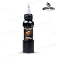 Wholesale Dragonhawk Tattoo - Wholesale-Dragonhawk TATTOO INK 1-PACK Black Color 2oz Bottles Color Ink SL048