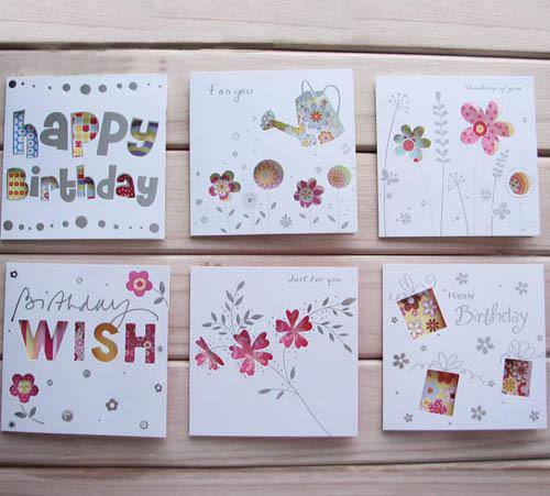 Medium Size Birthday Card Foldable With Envelope Greeting Card – Assorted Birthday Cards