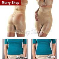 Wholesale Hip Pad Underwear Plus Sizes - Wholesale-2015 New Women Control Panties High Waist Corset Panties Sexy Butt Hip Up Padded Enhancer Shaper Soft Underwear Plus Size L-XXXL