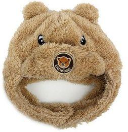 Wholesale Crochet Bears Sale - Wholesale-Hot Sale,Retain,1pcs!Ear Protector Cap Cartoon Puppy Dog Bear Baby Hat Winter Beanie Children hats Cute Kids Wool Cap RA05M10
