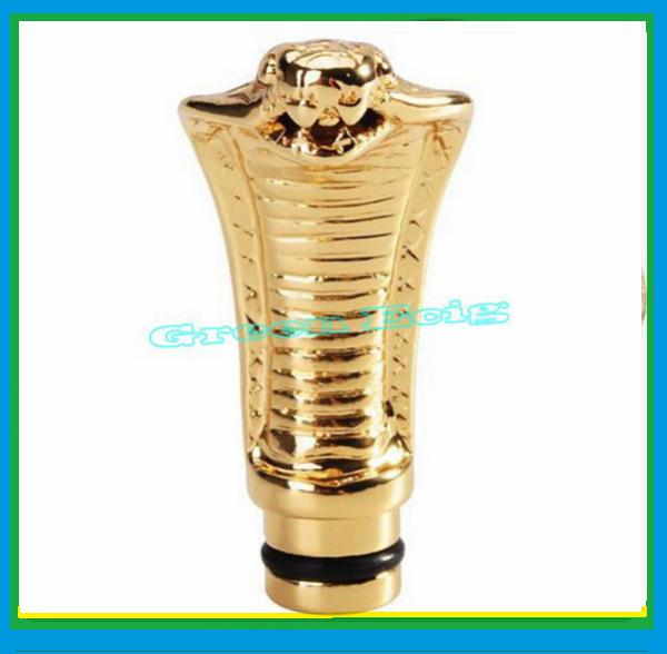 Wholesale Hot Drip Tip Cobra Head Shaped Fashion Design