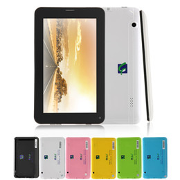 """Wholesale Irulu Phones - Wholesale-IRULU 7"""" Brand Phablet Phone Call Tablet PC SIM Card 2G GSM 8GB ROM Android 4.2 Bluetooth Dual Core Dual Cameras 2015 Hot NEW"""
