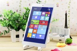 Wholesale Cheap Tablets Pc Windows - Wholesale-PIPO W4 Windows 8.1 tablet pc intel Quad Core 1GB RAM 16GB ROM HDMI OTG Bluetooth WIFI IPS Tablets pc cheap freeshipping