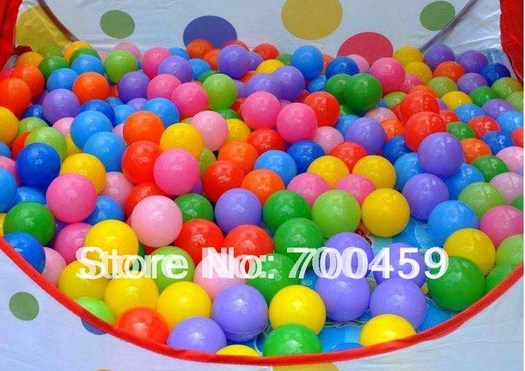 Wholesale New Ocean Play Ball Pit Balls For Pool/ Pit/ Tent Magic Eight Ball Game Magic 6 Ball From Caiden $202.87| Dhgate.Com : ball pit tent - memphite.com