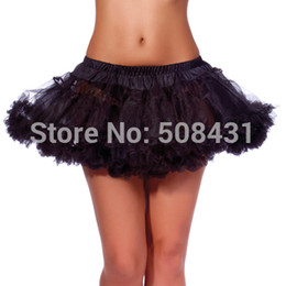 Discount sexy tutus for women - Wholesale-2015 New Arrival Summer Skirt Female Fashion Fluffy Sexy skirts Women Tutu Skirts For Lady Attractive Petticoa