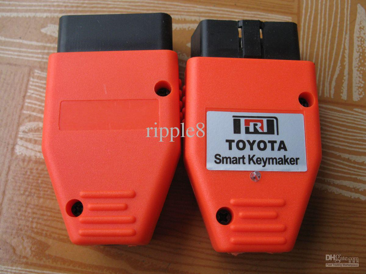 Toyota Smart Key Maker OBD TOYOTA SMART KEYMAKER OBDII TOYOTA Scanner Werkzeug Smart Key Maker Programmierer