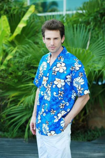 5077a0503c 2019 Short Sleeve Shirts/ Hawaiian Shirts / Beachwear Clothing With Tropical  Plants And Marine Patten From Zth204, $73.1 | DHgate.Com