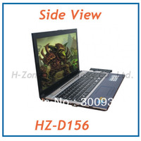 """Wholesale Dvd Rw Sizes - Wholesale-Freeshipping 15.6"""" Large Size Laptop With Intel Atom D2500 dual-core 1.86Ghz CPU 4G RAM&640G HDD Win7 OS DVD-RW HDMI"""