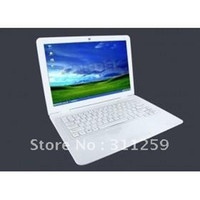 Wholesale Atom D425 - Wholesale-Cheap 14.1inch Notebook Laptop computer with Intel Atom D425 processor free shipping