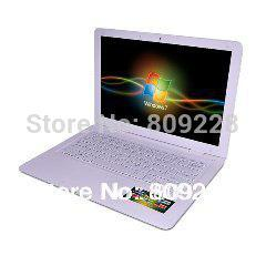 Wholesale Mini Laptop Windows Cheap - Wholesale-Free shipping cheap 13.3 inch Ultrabook Laptop slim mini Notebook computer Windows 7 Intel atom D2500 4GB DDR3 RAM 500GB HDD