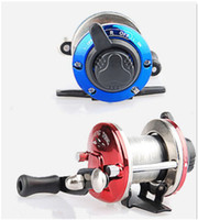Wholesale Shiping Reels - Wholesale-Free Shiping Bait Casting 3.6:1 Ratio Powerful Gear Lure Reel baitcasting Left Right Reel Bag Low Profile Fishing Tackle