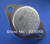 Wholesale Transistor Free Shipping - Wholesale-Free shipping NPN 15A 60V 2N3055 AF AMP AUDIO POWER TRANSISITOR