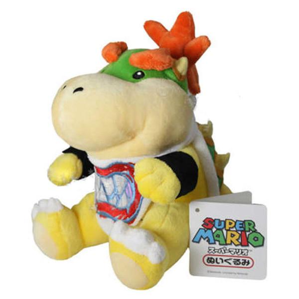 Kupit Optom Wholesale Super Mario Brothers Plush 7 Bowser Jr Soft Stuffed Plush Toy New With Tag Ottoyshome V Kategorii Dvigayushiesya Zhivotnye I