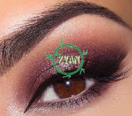 Toptan-Moda Sıcak Satış 12 Renk makyaj göz farı paleti kozmetik göz farı fırçaları Makyaj Paleti ile allık allık cheap fashion makeup blush palette nereden moda makyaj kızdırma paleti tedarikçiler