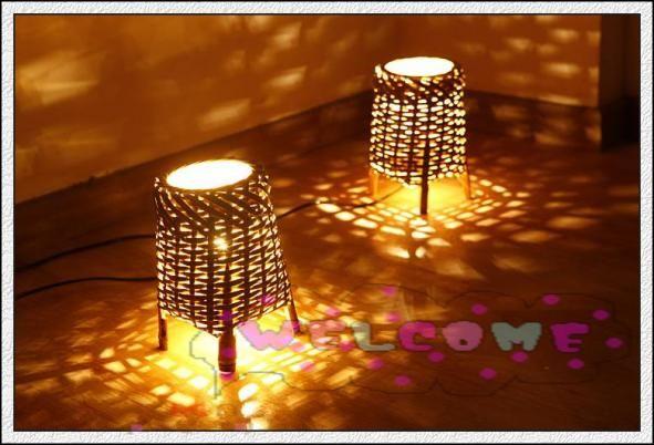Handmade Table Lamp 2017 Table Lamp Handmade Bamboo Plaiting Article Small Table  Lamp