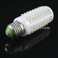 led ışıklar ampuller toptan satış-Toptan Satış - Toptan-Yüksek Kalite 108 LED E27 Mısır Ampul Lamba 220V 6W Sıcak Işık