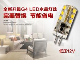 Wholesale G4 Led Fast - Wholesale-Fast Ship 10pcs 540 Lumen 5W G4 LED 12V AC DC 24 X3528 SMD Bulb Lamp
