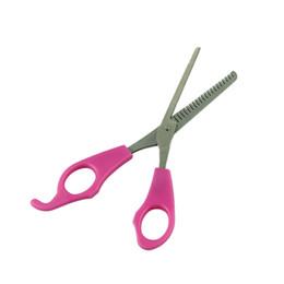 Schlägt online-Großhandels-Fantastische DIY Pony Trimmer Rose Friseurscheren Hair Styling Tools Kits Schönheit Make-up Tool Kit Pony getrimmt Artefakt