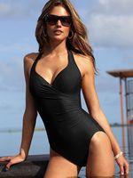 Wholesale underwire padded swimwear for sale - NEW Sexy Womens One Piece Swimwear Underwire Padded Monokini Swimsuit SML westido biquini set bathing suit