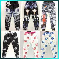 Wholesale Cut Loose Pants - Wholesale-New Men's Jogger Pants Black Emoji Joggers Outfit Mens Joggers SweatPant For Women Running Sport Trousers