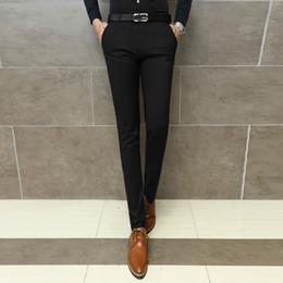 Wholesale Black Skinny Suit Trousers in Bulk from Best Black
