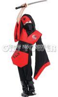 Wholesale Custom Ninja Costume - Wholesale-free shipping 1pce Retail New Children halloween costumes,girls mysterious ninja costumes cosplay FOR girls 4-12age