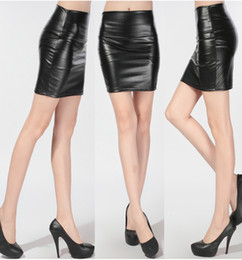 Short Tight Leather Skirt Online | Short Tight Leather Skirt for Sale