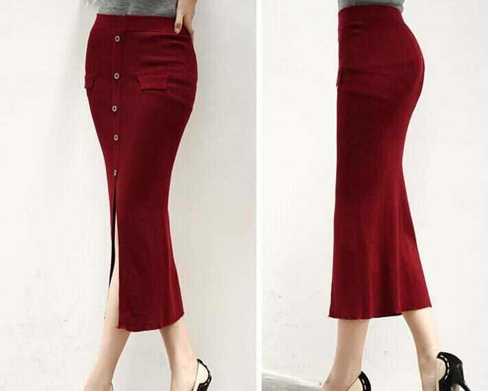 51306279c5cf4 High Waisted Skirt Canada - Dress Ala