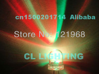 Gros-RGB LED 8MM 7 couleurs changeant DIP LED flahing automatique rapide lampe led 3.0-3.5V (CERosh)