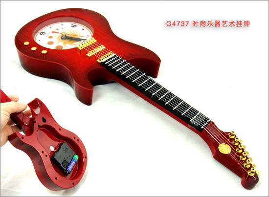 Wholesale Novelty Gift Clock Personalized Decoration Musical