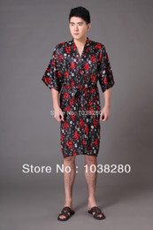 men shot silk pajamas for men sleep short mens bathrobes mens bathrobes outlet - Mens Bathrobes
