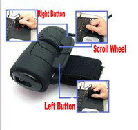 Wholesale Wireless Mouse China - China Post Air !!! 3D USB Mini Finger Mouse Optical Laptop Notebook PC