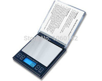 Wholesale Digital Jewellery Balance - Wholesale-Hot Sale! jewellery scale 0.01g x 200g Digital CD kitchen scale Pocket Balance Weight crane scales with retail box
