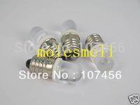Wholesale Lionel Light Bulbs - Wholesale-Free shipping 5pcs warm white E10 3V Led Bulb Light Lamp for LIONEL 1447